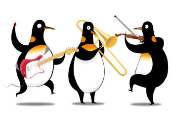 Musical Penguins