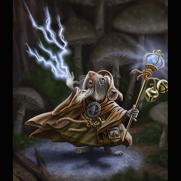 Mouse wizard