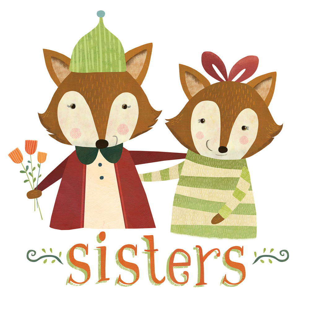 Sisters - self-promotional