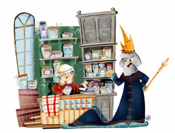 Wizard and Marmelade Maker