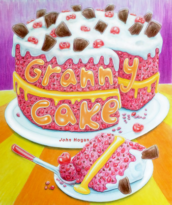 Granny Cake. front cover