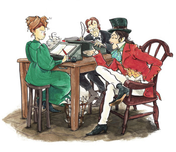 The Old Curiosity Shop, Charles Dickens. Retold by G Tavner, UK publisher Real Reads