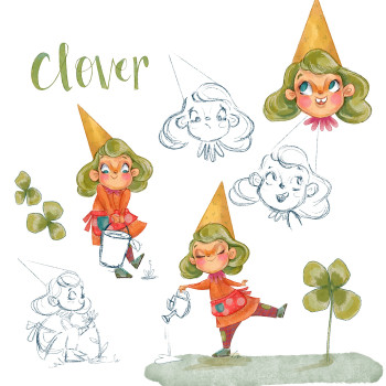 Clover Character