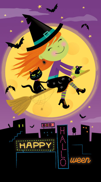 Little Witch in the City
