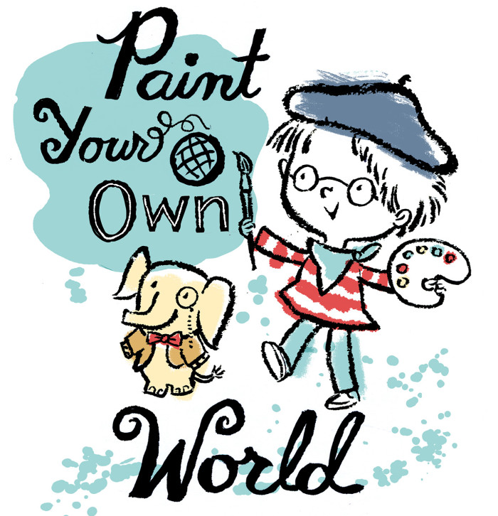 Paint Your Own World