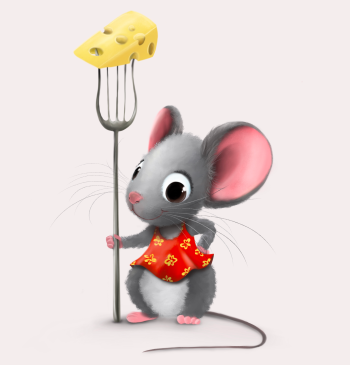 Mouse from upcoming project
