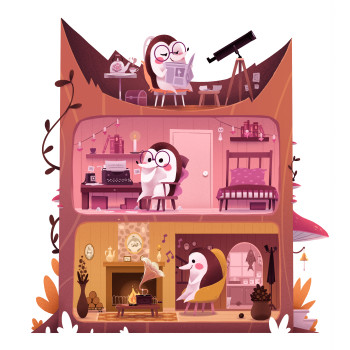 Hedgie's House