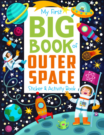 My Big Book of Outer Space