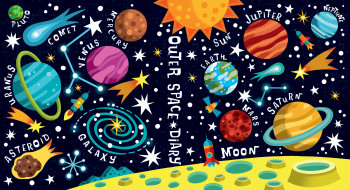 Outer space Diary