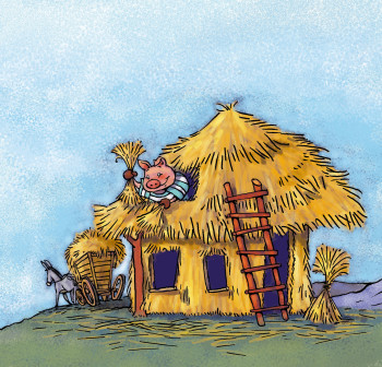 The Straw House
