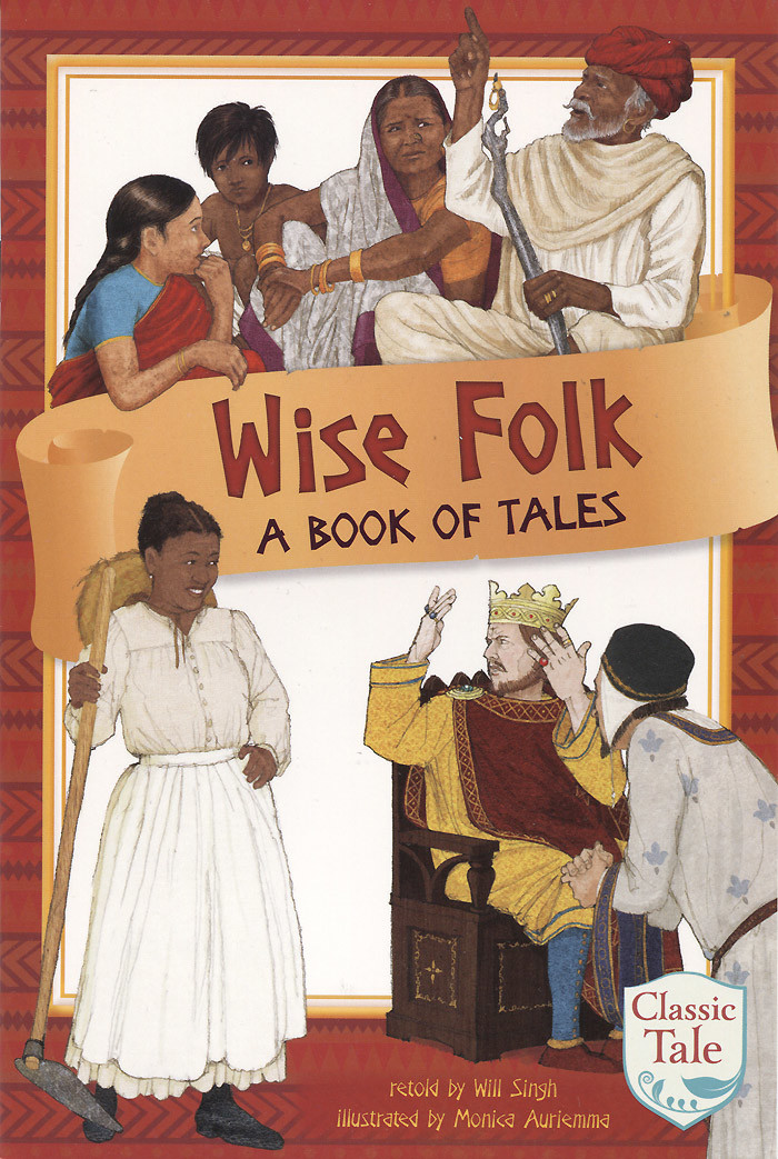 Wise Folk A Book Of Tales