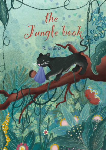 The jungle book (cover concept)