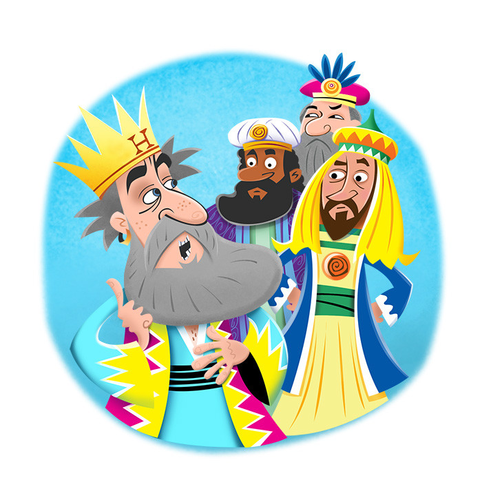 Herod and the Magi