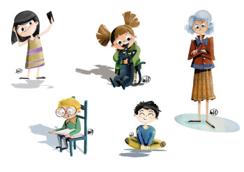 Various Characters 2