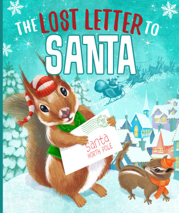 The Lost Letter for Santa cover