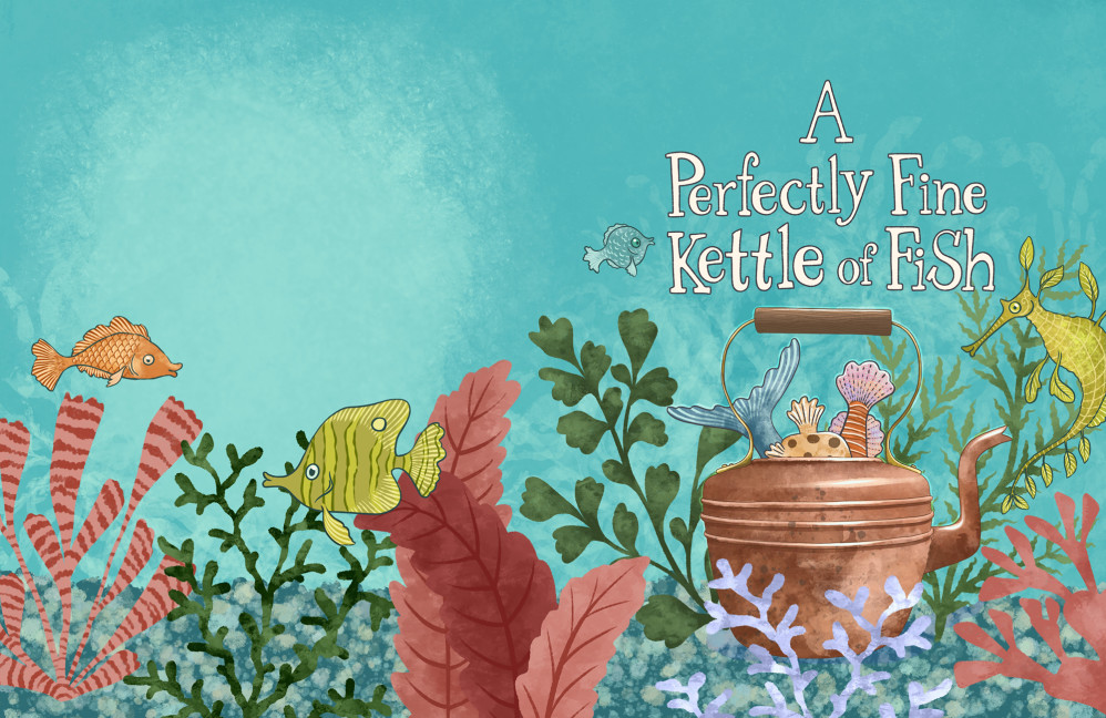 Cover for A Perfectly Fine Kettle of Fish