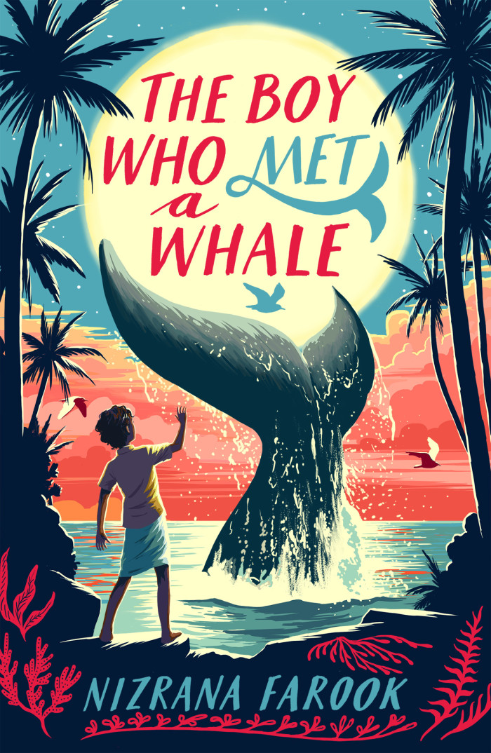The Boy Who Met A Whale