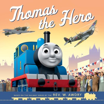 Thomas the Hero front cover