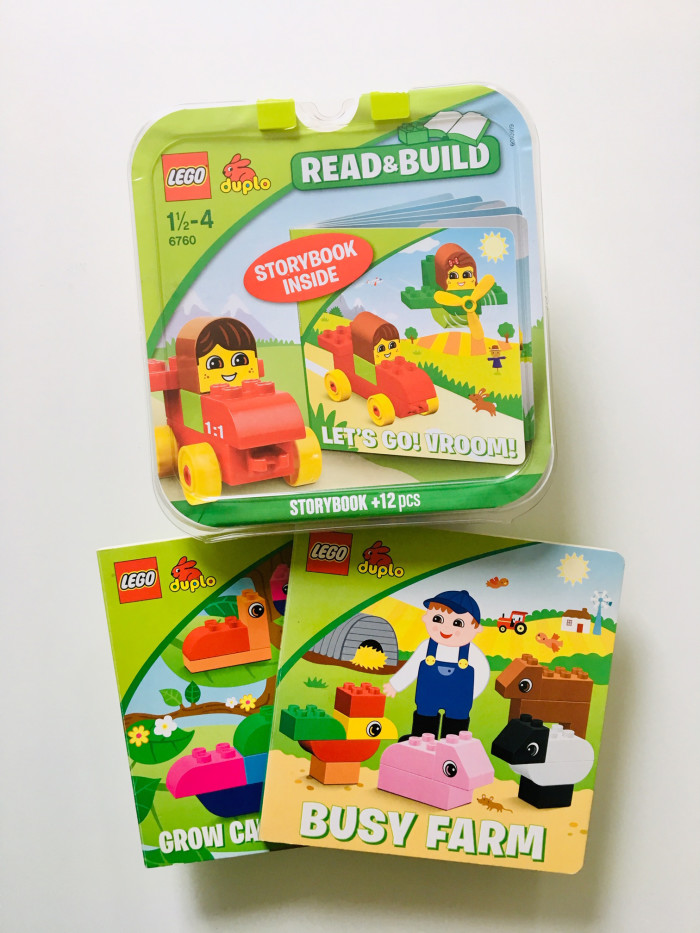 Build and Read Books