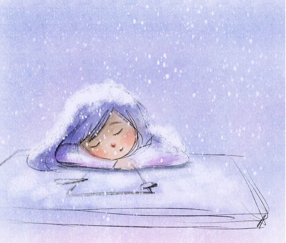 Dreaming of winter