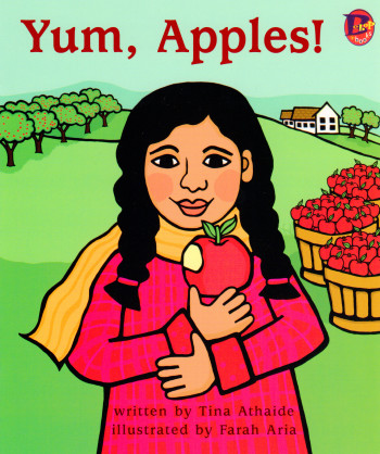 YUM APPLES Bebop Books / Lee and Low Publishers Life Cycle of Apples