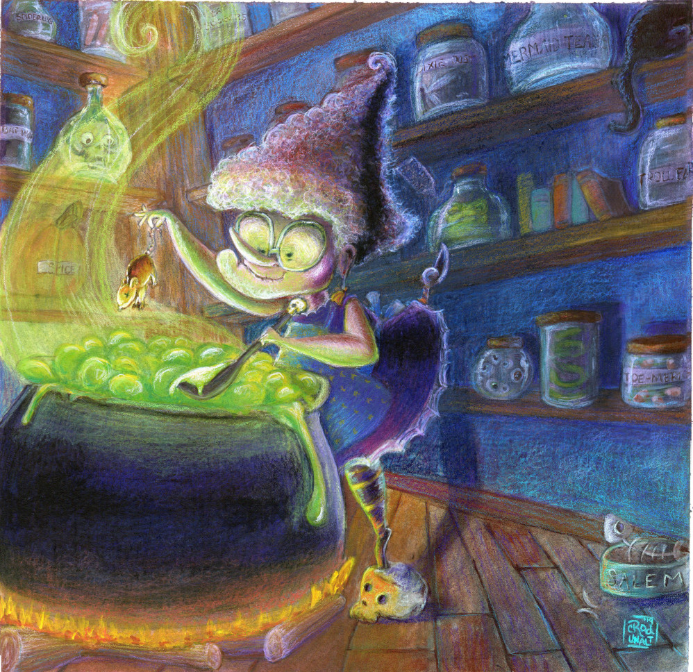 Confessions of a Kitchen Witch: Ratatouille
