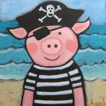 Pirate Piggy