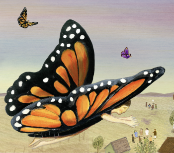 The return of the butterflies