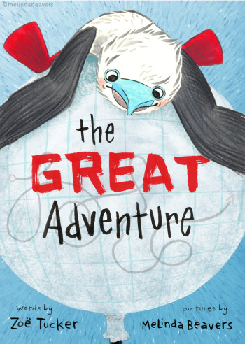 The Great Adventure - Concept Book Cover