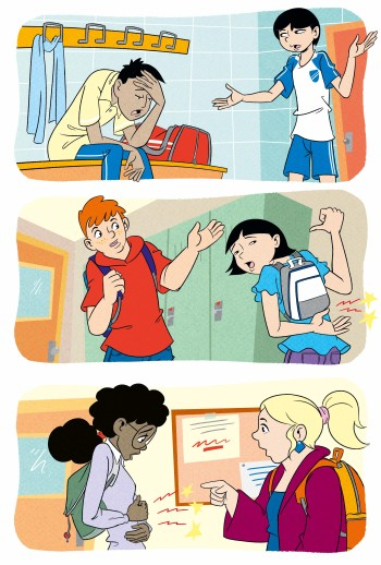 Health and adolescents picture