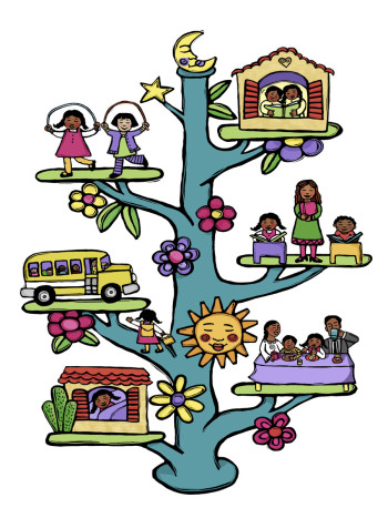 "RIF Reading is Fundamental ""Tree of Life"" Project"