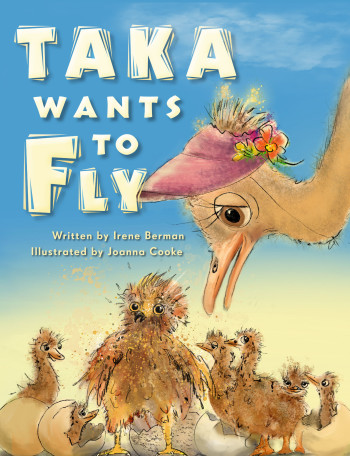 Taka Wants To Fly Cover