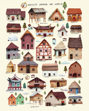 Houses Around The World