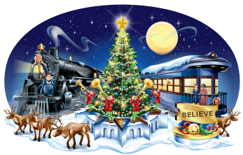 ICE!®featuring The Polar Express™