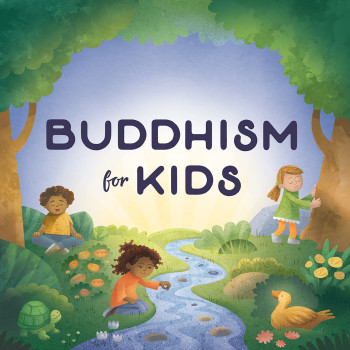 Buddhism for Kids cover art