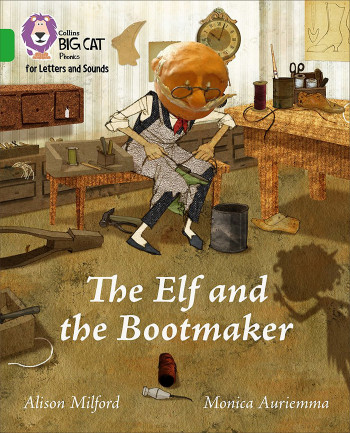 The Elf and the Bootmaker