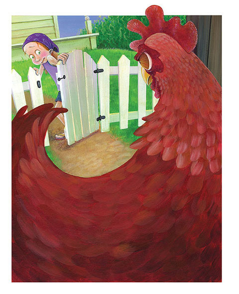 From: The Chicken Chase