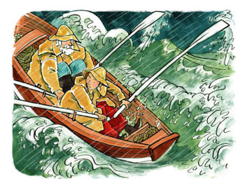 Grace Darling to the Rescue, Published by Ransom, UK