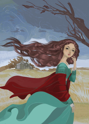 Wuthering Heights-Usborne