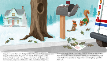 The Lost Letter for Santa