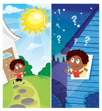 Where Does the Sun Go at Night? By Capstone Publishing