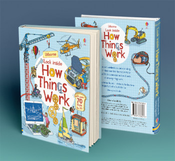 Look Inside How things work cover