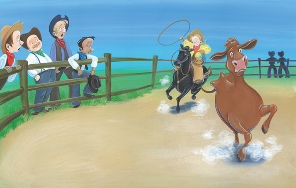 From: The Original Cowgirl: The Wild Adventures of Lucille Mulhall