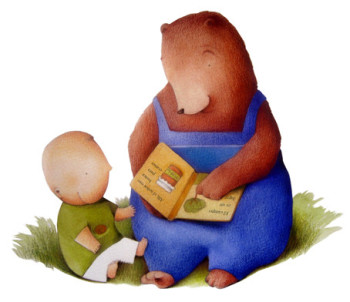 Reading with you