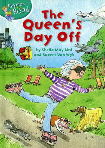 The Queen's day off