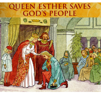 Queen Esther saves his people