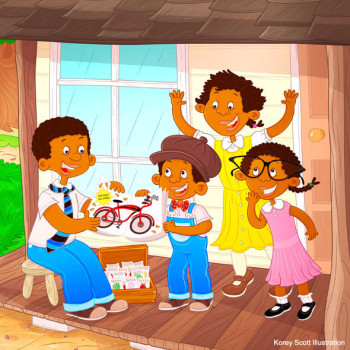 Biz Kids - Country Adventure - Deeclare Publishing - Children's Book