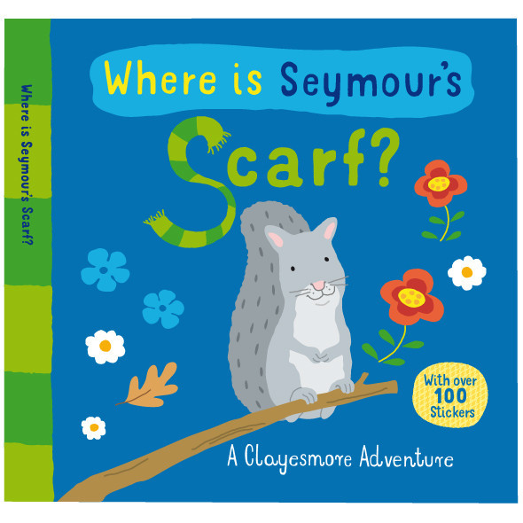 Where is Seymour's Scarf picture book cover