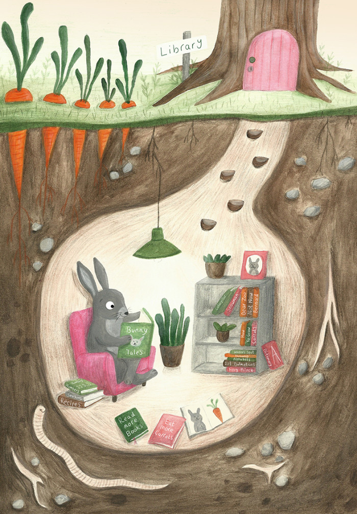 Rabbit's Library (Personal)