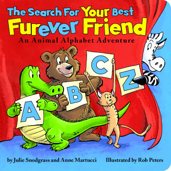 The Search for Your Besy Furever Friend cover art